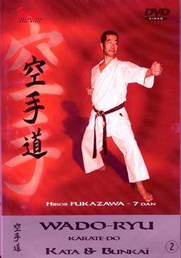 dvd: Wado-ryu Karate-Do / Kata Bunkai 2.