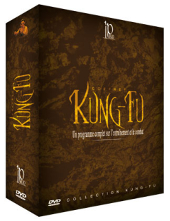 Kung Fu DVDs Box Set